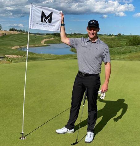 Cyrus Janssen PGA